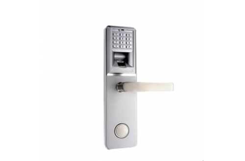 LA801 Password RFID Card and Mechanical Key Fingerprint Door Lock