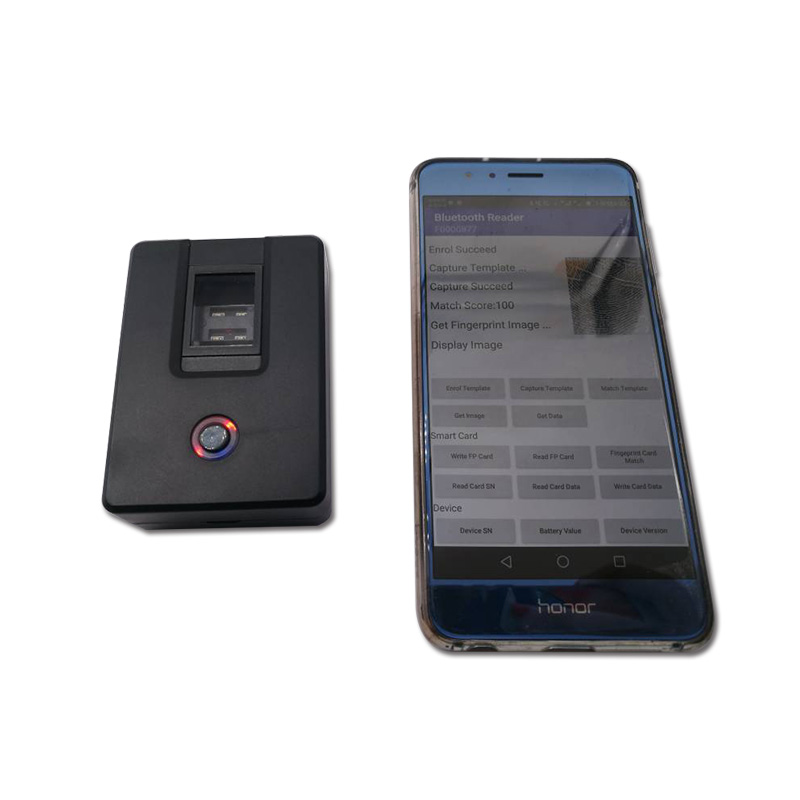 HF4000plus Optical Bluetooth Sensor with Multi-system