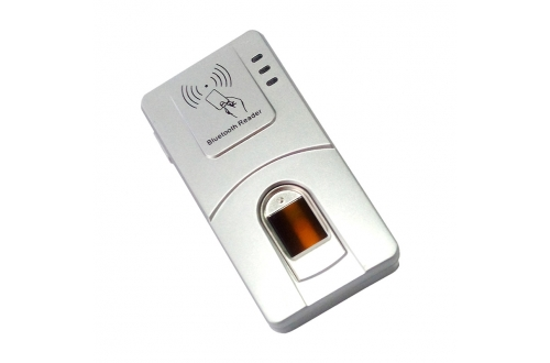 HF7000  NFC Card Reader RFID Bluetooth Fingerprint Scanner