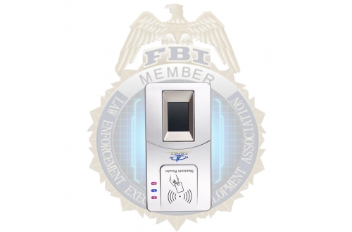 HF7000-FBI Wireless Bluetooth Fingerprint Scanner with FBI Certification RFID Reader