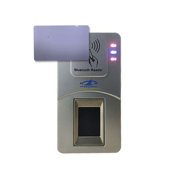 Bluetooth NFC Fingerprint Scanner