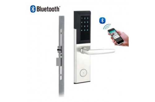 HF-BP01 Bluetooth/WIFI Password hotel/ apartment central Management Door Lock