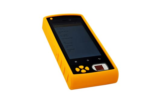 FP05  Rugged GPS WIFI Biometric Fingerprint Terminal & Time Attendance