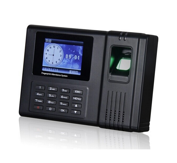 H5  Time Attendance With Fingerprint Scanner Reader