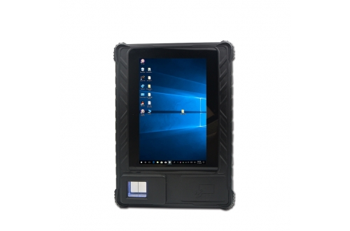 FP08W  Windows rugged fingerprint tablet Mobile Attenance Machine
