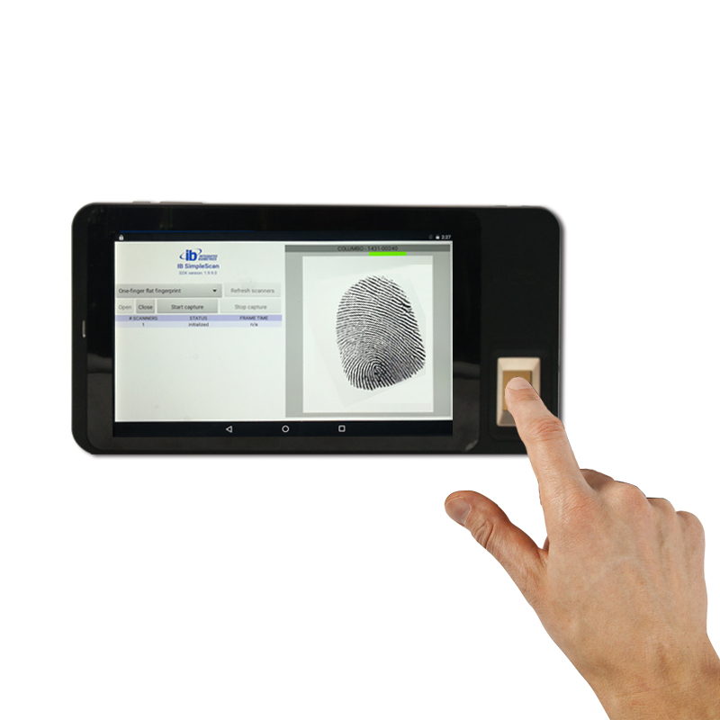 Andriod Fingerprint Time Attendance