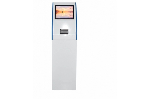 HF KT02 15 inch  Kiosk POS Terminal Touchscreen Self Service ODM Support