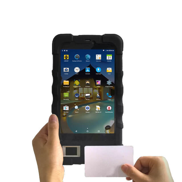 OEM Fingerprint Reader Tablet PC with Mobile Attendance Function