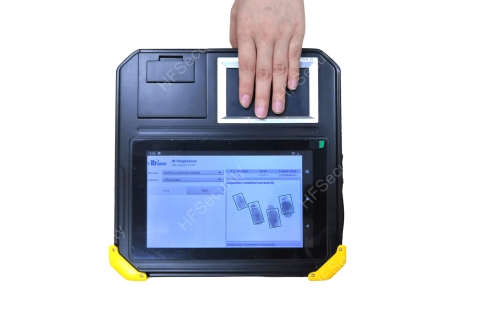 FP850P 8 inch Biometric Tablet FAP50 Android Terminal with Thermal Printer