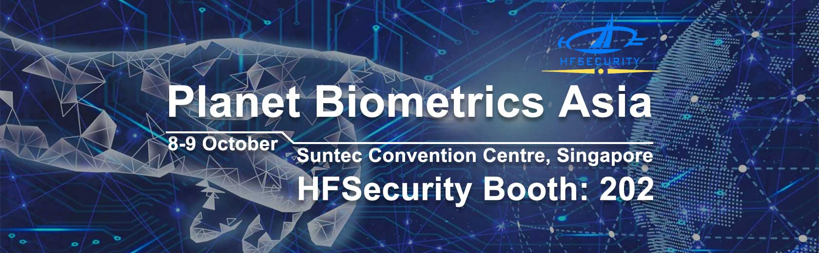 Planet Biometric Asia -HFSecurity